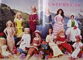 Annie's~Fashion Doll CROCHET Patterns~YESTERYEAR:Victorian+Nurse+Gibson+... - $9.89