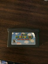 Super Mario World Super Mario Advance 2 GBA Authentic Game - $16.54