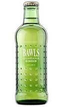 Bawls Guarana Energy Drinks 6-10oz Glass Bottles (Ginger) - $17.63