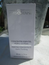 PHYSIODERMIE ESSENTAL CONCENTRATE HYDRO-TONIFYING      1.7FL.OZ/50ML - $60.00