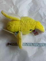 ganz webkinz lil kinz yellow canary bird plush w Code Card • Used Doll Toy Cute image 10