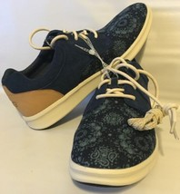 New Ugg Australia TreadLite Beige/ Navy Cushioning SZ 11.5 1010724 Leath... - $1.121,53 MXN