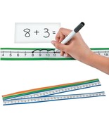 "0 to 30 Dry Erase Number Line Sheets  (36 Pack) 24"" x 1 1/2"".  Laminated... - $8.54"