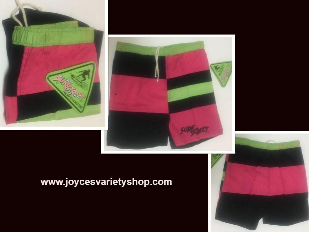 Surf street swim shorts web collage