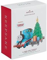 Hallmark  A Tree For Thomas  the Tank Engine 2019 Keepsake Ornament - $20.68