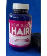 New Glo Hair, Dietary Supp, Repairs/Nourishes/Grows Hair, 90 Tablets, Ne... - $39.97