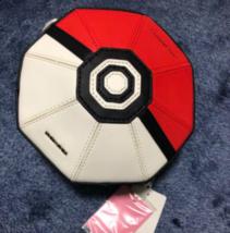Samantha Vega Pokemon Collection Monster Ball Shoulder Bag New - $257.39