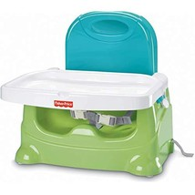 Fisher-Price Healthy Care Booster Seat, Green/Blue - $69.95