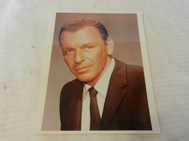 d32a8c7ffb9a Only like items. Frank Sinatra Color Photograph 1960s Smiling in Brown Suit  8x10 - $22.27