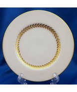 Lenox Imperial Bread and Butter Plate P338 Cream with Gold Laurel Wreath... - $9.90