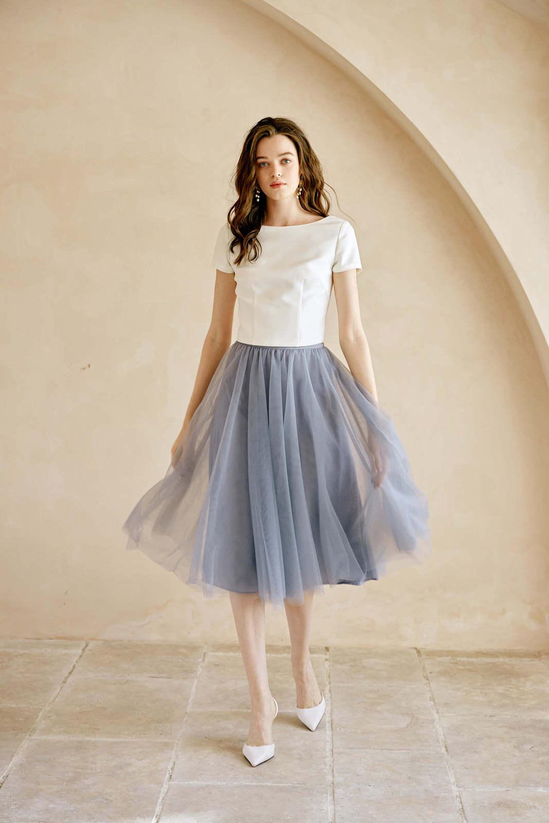 Sofest tull skirt  14