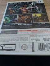 Nintendo Wii Star Wars: The Clone Wars: Republic Heroes image 3