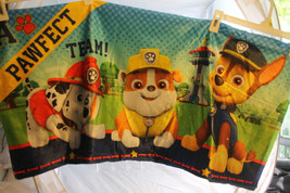 """Paw Patrol Nickelodeon Soft Bedtime Pillow Case 18"""" X 36"""" Cuddly Blue Do... - $11.29"""