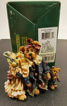 Boyds Bears / Louella & Hedda...the Secret  Friendship / 1997 #227705  - $15.47