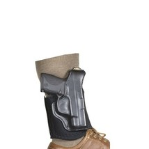 DeSantis RH Black Die Hard Ankle Rig-SandW Bodyguard 380 - $89.99