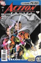 Action Comics Comic Book #880 Superman Dc Comics 2009 Near Mint New Unread - $4.99