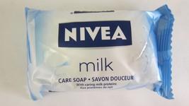 Nivea Bar Soap: Milk - 90 G - $2.62