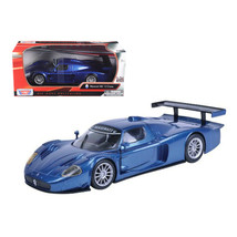 An item in the Toys & Hobbies category: Maserati MC 12 Corsa Blue 1/24 Diecast Car Model by Motormax 73360bl