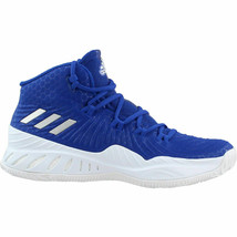 adidas Mens Crazy Explosive 2017 NBA/NCAA Basketball Shoes Blue CQ1549 S... - $79.95