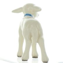 Hagen Renaker Miniature Lamb Large with Bell Ceramic Figurine image 5