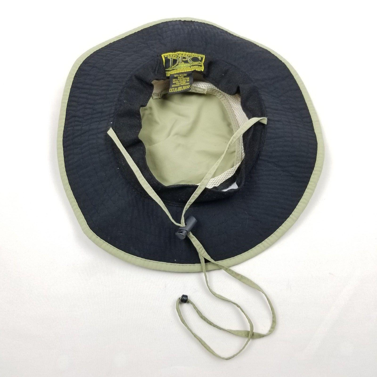 Dorfman Pacific Co Vented Summer Bucket Hat Medium Outdoor Design