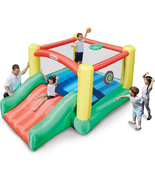 Little Tikes Dunk 'n Toss Inflatable Bouncer - $349.96