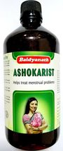 100% Natural | Baidyanath Ashokarishta - 450ml (Ayurvedic) | for women - $33.60