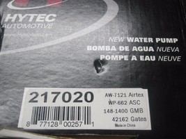 Hytec 217020 Water Pump New image 2