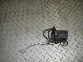 YAMAHA 2006 WOLVERINE 350 2X4 MASTER CYLINDER  (BIN 49 ) P-2737M  PART 2... - $50.00