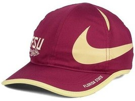 Florida State Seminoles NCAA Nike Big Swoosh Aerobill Adjustable Hat - $17.77