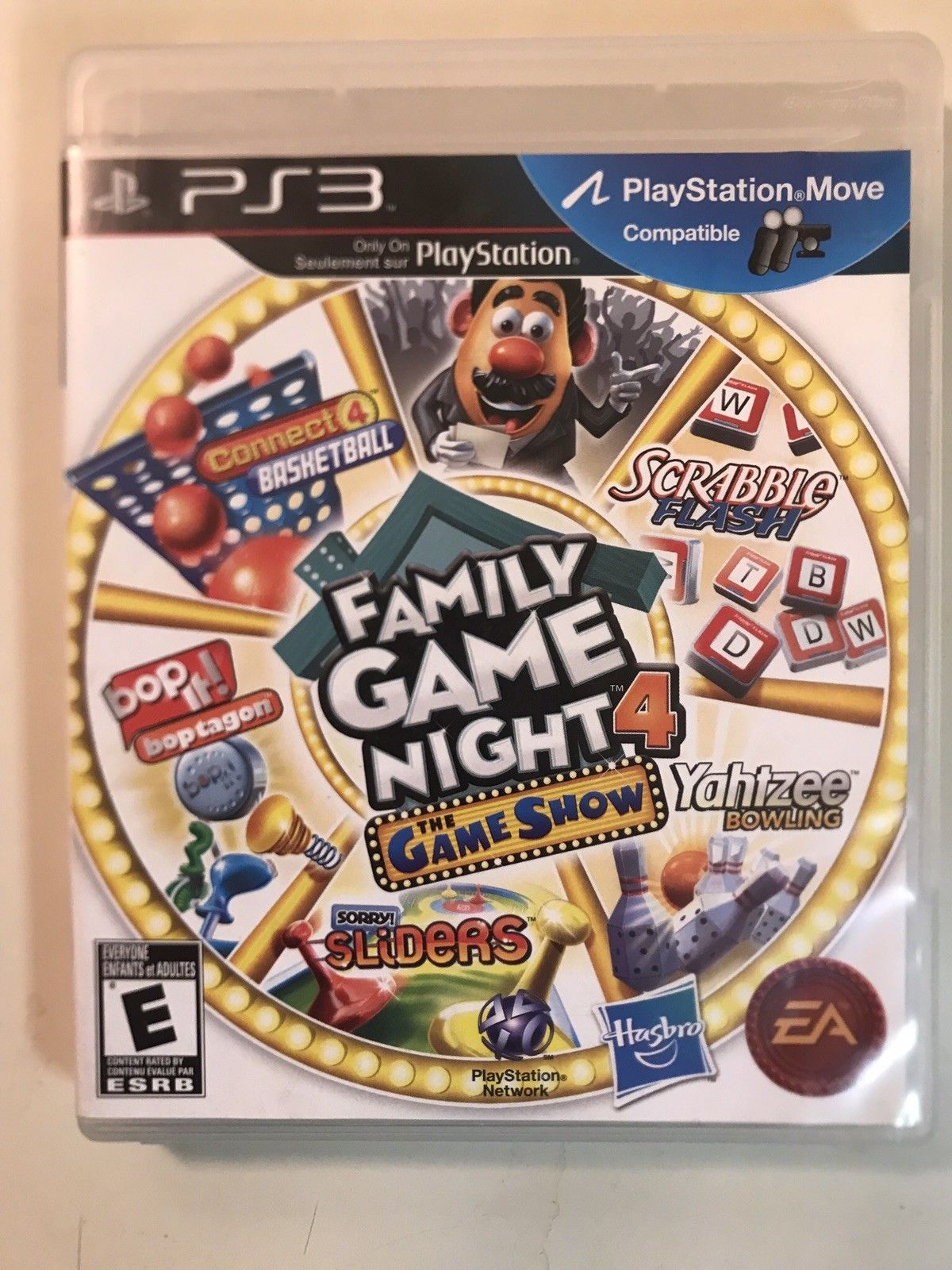 Family Game Night 4: The Game Show [Sony Playstation 3 Used Good PS3]