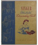 Singer Illustrated Dressmaking Guide Singer Sewing Machine Co. - $5.99