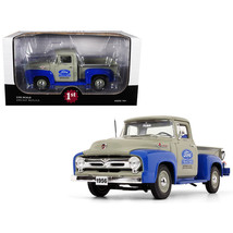 1956 Ford F-100 Pickup Truck High Feature Ford Tractor Equipment Sales G... - $111.42
