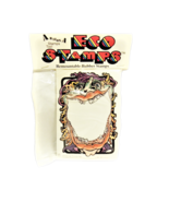 Eco Stamps Witch Face, SCARY HALLOWEEN! - $16.15