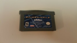 Spider-Man 2 Nintendo Game Boy Advance - Buy 3 Get 1 Free - $4.95