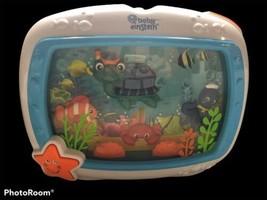 Baby Einstein Crib Soother Sea Dreams Musical Toy Music Light Ocean - $17.82