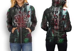 Retro Collection #1 Women's Zipper Hoodie - $49.80+