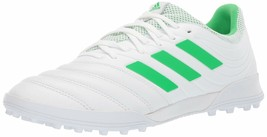 adidas Men's Copa 19.3 Turf 11.5 White/Solar Lime/White - $103.95