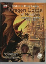 Dragon Lords of Melnibone - Dungeons & Dragons d20 - Chaosium - SC - 2001. - $14.69