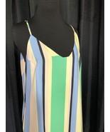 Maeve Anthropologie Dress Blocks of Geometric Yellow Blue Black  A Line ... - $211.26