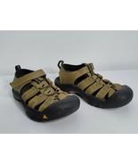 KEEN Kids Boys Newport Waterproof Hiking Trail Sandals Sport Shoes 13 Wa... - $19.99