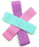 Resistance Bands for Legs and Booty, 3 Sets, Carry Bag Included by Glute... - $26.95