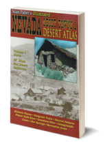 Nevada Ghost Towns & Desert Atlas Volume 1 - Northern Nevada - $16.95