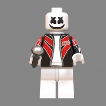 Marshmello (Christopher Comstock) DJ and music producer Lego Minifigures... - $2.99