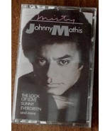 Nice Gently Used Music Cassette Misty, Johnny Mathis, VGC - $4.94