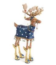 """11"""" Tall Christmas Reindeer Figure Comet (hc,nm) N22 - $544.50"""
