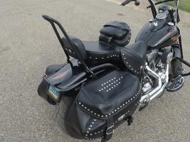 2008 Harley Davidson Crossbones Springer Softail For Sale In Minot MD 58701 image 4