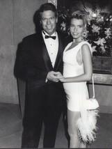 Joe Piscopo / Kimberly Driscoll - professional celebrity photo 1991 - $6.85