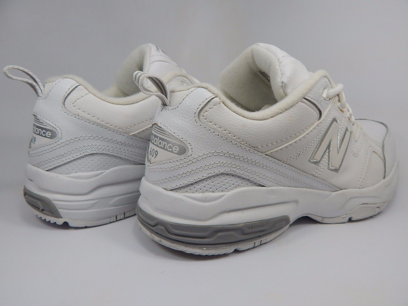 New Balance 609 v2 Men's Training Shoes Size US 9 M (D) EU: 42.5 White MX609V2A