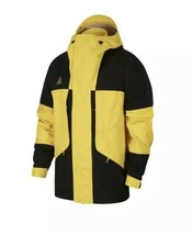Nike MENS ACG GORE-TEX Jacket Yellow Black  BQ3445-728 Size Large 2019 $... - $197.99